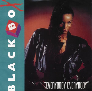 Black box -Everybody everybody